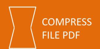 Cara memperkecil file pdf